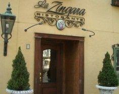 La Zingara Ristorante - Bethel, CT- best restaurant - ever!