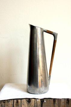 vintage scandi vase/pitcher - henrietta fetch