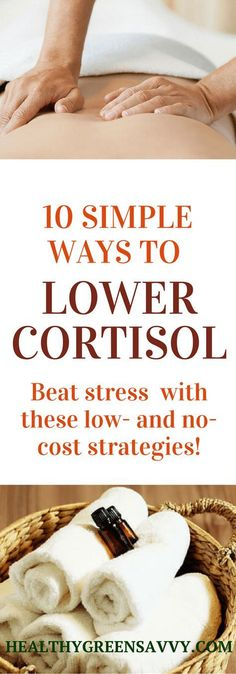 Want to feel better right now? Lower your cortisol levels! Here are 10 easy ways to reduce cortisol, many of which will make you feel better immediately. You can feel better and … Fatigue Causes, Adrenal Fatigue, Adrenal Health, Adrenal Glands, Health Tips, Health And Wellness, Mental Health, Health Articles, Health Facts