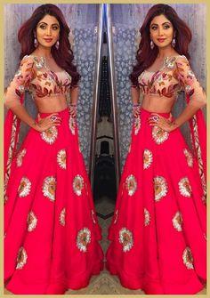 Shilpa Shetty, Super Dancer, MyFashgram