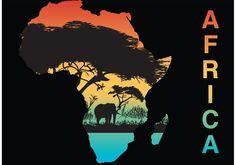 Africa the unfortunate stripper