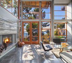 CONTEMPORARY WATERFRONT TOWNHOME | Seattle, WA | Luxury Portfolio International Member - Windermere Real Estate
