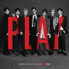 Super Junior (#슈퍼주니어) - Black Suit Lyrics  Album: #SuperJuniorPLAY #SuperJunior
