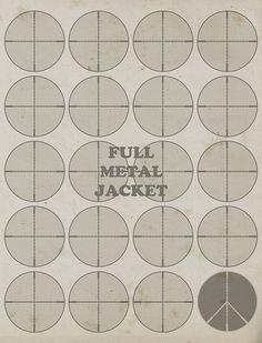 Stanley #Kubrick, Full Metal Jacket