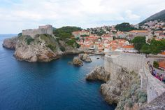 Complete guide for Croatia travel itinerary. From where to stay in Croatia, to the best places to visit in Croatia and the budget for Croatia. Croatia Travel Guide, Europe Travel Guide, Travel Guides, Travel Destinations, Dubrovnik Old Town, Dubrovnik Croatia, Pula, Cool Places To Visit, The Good Place