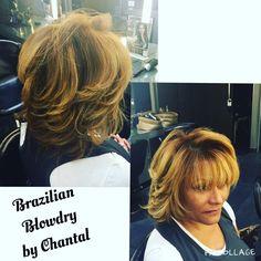 Lovely Brazilian Blowdry by Chantal at Midori.