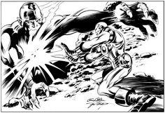 Gene Colan / Iron Man