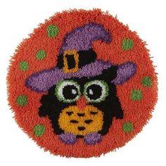 Craftways® Halloween Owl Latch Hook Kit Was: $32.99                     Now: $24.99