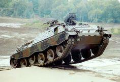 Raketenjagdpanzer 3 Jaguar 1A3 HOT Anti-Tank Guided Missile Vehicle (Germany)