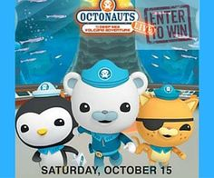 ENTER TO WIN. Oct 2016 The Octonauts Live at Arvest Bank Theatre at The Midland on Sat Oct 15 | Macaroni Kid