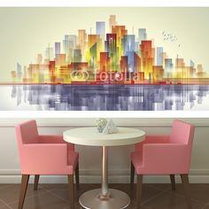 City Landscape  MaMurale.com