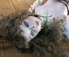 Koitsukihime Doll / Gabriel sculpt (2003)  / Doll Exhibition Victorian Twins image Photo (2009)