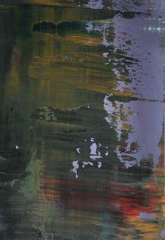 Koen Lybaert; Oil, 2012, Painting abstract N° 479