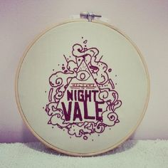 Awesome WTNV embroidery by Ms.Candy