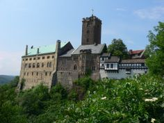 Wartburg in Eisenach /Germany