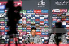 99th Tour of Italy 2016 / Team AG2R La Mondiale Domenico POZZOVIVO (Ita)/ Press Conference Team AG2R La Mondiale (Fra)/ Giro / #giro #rm_112