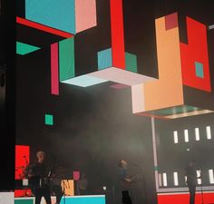 •pinterest // fashionista1152 !-/• The 1975 Tour, The 1975 Live, Stage Design, Event Design, The 1975 Concert, Online Relationships, Matthew Healy, The Entire Universe, Happy Pictures