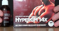 HyperGH 14X Review - Results, Ingredients, Side Effects & More | Male Health Review