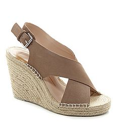 DV By Dolce Vita Sovay Espadrille Wedge Sandals #Dillards