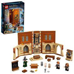 Lego Harry Potter, Harry Potter Movies, Harry Potter Hogwarts, Lego Hogwarts, Ron Weasley, Hermione Granger, Lego Sets, Lord Voldemort, Magic For Kids