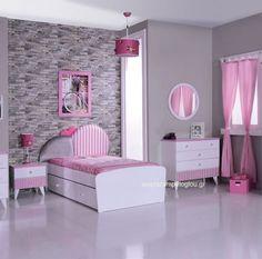Girls Room Design, Room Door Design, Kids Bedroom Designs, Bedroom Closet Design, Kids Bedroom Sets, Home Room Design, Room Ideas Bedroom, Small Room Bedroom, Baby Room Decor