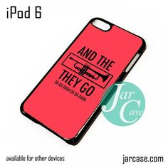 And the trumpets they go Jason Derulo iPod Case For iPod 5 and iPod 6