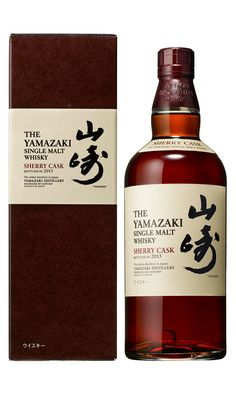 """Yamazaki Single Malt Sherry Cask The whisky was named the world's best for the first time by a prestigious guide released on November 2014 which failed to place a Scotch in its top ranking. Good Whiskey, Cigars And Whiskey, Bourbon Whiskey, Bourbon Drinks, Whiskey Recipes, Whiskey Brands, Whiskey Gifts, Scotch Whisky, Whisky Single Malt"