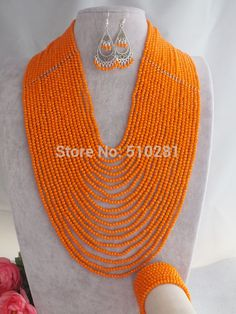 Find More Jewelry Sets Information about Free Shipping!!! 2014 New Nigerian Party Necklace, Crystal Jewelry Set LK 2405,High Quality Jewelry Sets from Changzhou Tiancai Jewelry Co., Ltd. on Aliexpress.com