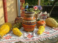 Decoratiune cu seminte