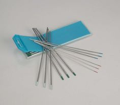 tungsten electrode is important to getting high-quality welds and making your welding easier.