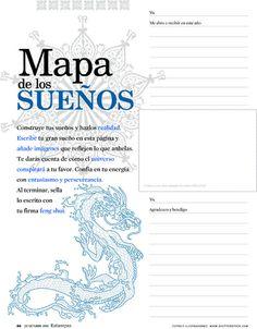 Mapa de los sueños 1 - Entretenimiento - Estampas