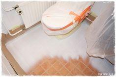 Bathroom painting  http://primavistapinnoitteet.fi