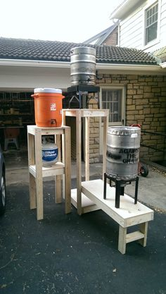 Collapsible Brew Stand - Imgur