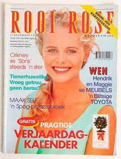 rooi rose 29 Des 1993