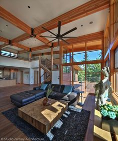 Sit above Suncadia in $1.7M of modernity - Curbed Seattleclockmenumore-arrow : Be close to the resort, but wrapped in nature