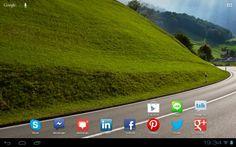 Mis redes sociales en #android