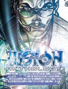 """Fusion: Anthology Poster"" by Dominion Publishing Enterprises | Redbubble"