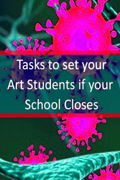 Art Lessons for home learning. Art remote learning for the corona COVID 19 school closures. Art Lessons Online, Online Art Classes, Art Lessons For Kids, Art Lessons Elementary, Elementary Education, Art Online, High School Art, Middle School Art, Art Therapy Projects