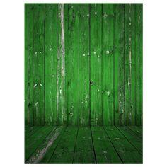 5x7FT grün schäbige Holz Fotografie Requisiten Hintergrund Hintergrund Studio Vi in Foto & Camcorder, Fotostudio-Zubehör, Hintergründe   eBay