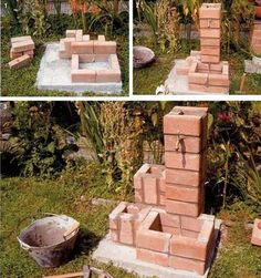 fontana do da te 2 - - Garden Sink, Water Garden, Garden Beds, Garden Art, Backyard Projects, Backyard Patio, Garden Projects, Backyard Landscaping, Pond Design