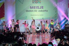 MEISJE - SMAN 82 Jakarta #GSFR2013