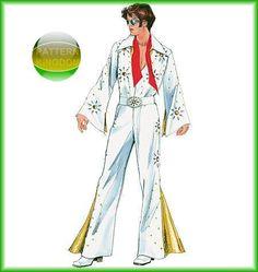 Rubie/'s 30 Inch Elvis Cape with Screen Printed Eagle Design Costume Accessory