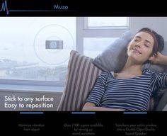 工事の音がうるさくて眠れないとき。部屋をまるごとノイズキャンセリングできる「Muzo」|ギズモード・ジャパン