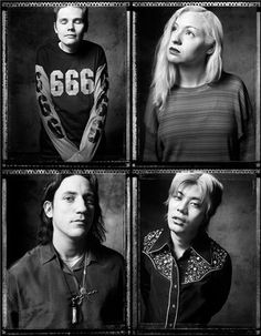 Smashing Pumpkins (Prior to Billy's ego ruining some of my favourite music of all time)