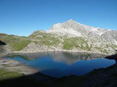 Butzensee #Lech #Arlberg #Hiking #Wandern #Berge #Mountains #Sommer #Naturpur