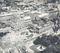 Bratislava, Old Street, Squares, Paris Skyline, City Photo, Louvre, Europe, Times, Retro