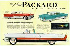 1956 Packards