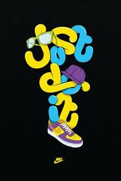 Nike Just Do It Wallpaper #4!!!