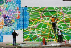 Mural Training Program - Mural Arts Philadelphia