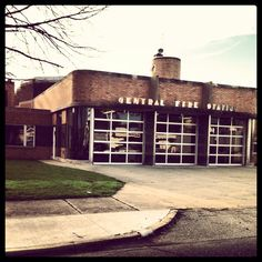 Central Fire Station - For many years the only station in the city it is still in use.